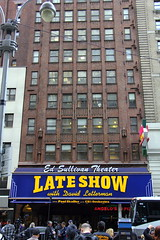 1697 Broadway (DC Products) Tags: newyorkcity newyork manhattan broadway lateshowwithdavidletterman edsullivantheater 2015