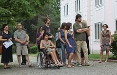 "EuroVision Lab. opening @ Muzej novejše zgodovine Slovenije! • <a style=""font-size:0.8em;"" href=""http://www.flickr.com/photos/109442170@N03/19842119291/"" target=""_blank"">View on Flickr</a>"
