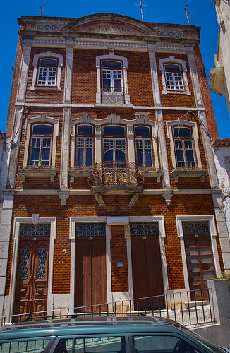 monchique building