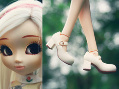 Margo ✿ADAW 30/53✿ (Antique Wolf) Tags: cute toy toys photography diptych shoes doll pretty sweet mary planning wig kawaii groove pullip elegant luts margo jun janes mickie joints donegan obitsu
