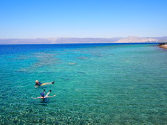 Bay of Aqaba, Red Sea!