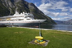 The Cruise Ship (georg19621) Tags: technology ship season summer norwegen