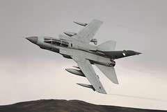 FANG FLIGHT (Dafydd RJ Phillips) Tags: gr4 tornado panavia marham raf force air royal loop mach