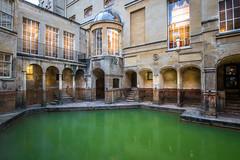 Roman Baths (Cortez_CRO) Tags: roman bath baths somerset gb uk england old heritage water pool green natgeo ngc