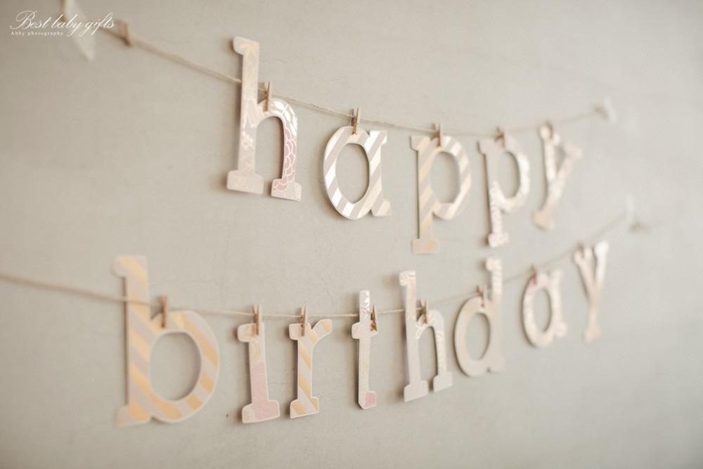 生日佈置生日掛飾生日文字