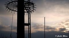 In the sky (patrick_milan) Tags: silhouette ciel nuage cloud sky drama