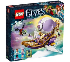 LEGO Elves 41184 - Aira's Airship & the Amulet Chase (THE BRICK TIME Team) Tags: lego brick elves