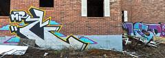 DSC_1559 (rob dunalewicz) Tags: 2017 atlanta abandoned urbex graffiti tags cinco lsd aub