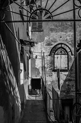 look (tout droit) Tags: corse korsika streetphotography street strase blackandwhite schwarzweis schatten shadow france frankreich