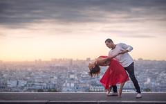 (dimitryroulland) Tags: nikon d600 85mm 18 dimitry roulland dance dancer performer art couple love paris france city urban street montmartre natural light