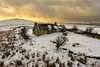"""The First Snowfall"" (Gareth Wray - 9 Million Views - Thank You) Tags: old abandoned house cottage famine winter snow snowing dji phantom 4 four drone aerial quadcopter northern ireland ulster ni uk scenic landscape sperrins sperrin county tyrone gareth wray photography strabane nikon nikkor sky spring sun plumbridge traditional set tourist tourism site visit countryside country side scape grass frosty british sunset irish colourful hills photographer home vacation holiday europe farm homestead stead rise plumb outdoor 2017 field"