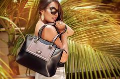 Shooting for Zeti (mcalomeno) Tags: shooting ensaio moda fashion brunette summer glasses yellow bag bags models model modelo brazilian brazil curitiba fotografiaprofissional nikon 35mm outddor flash