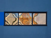 ... Lehio I ... (Lanpernas 3.0) Tags: abstracto figurativo ventana azar tres reflejos azul multiverso percepción windows distorsiones sentidos cristales anoeta donostiaoculta