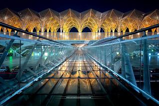Oriente Lisbon Station // Portugal