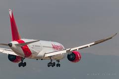 Avianca B787-8 N783AV (José M. Deza) Tags: 20170126 avianca b7878 bcn boeing elprat lebl n783av planespotting spotter aircraft