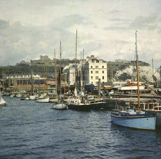 Dover Harbour about 1953
