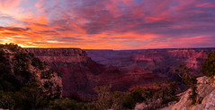 Grand Canyon (photoserge.com) Tags: grand canyon view sunset magenta travel