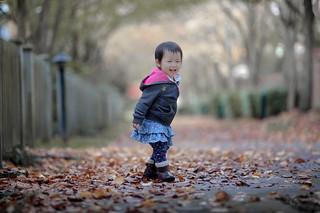 J in Autumn