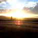 Sunset on Wolfensberger