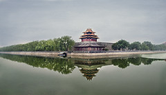 Ciudad prohibida (pimontes) Tags: china arquitectura ciudad reflejos prohibida pekin simetría pimontes