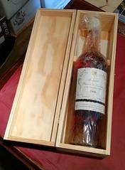 Baron de Lustrac 1966 Vintage Armagnac (Fareham Wine) Tags: hampshire 1966 50th birthdaygift 50thanniversary 50thbirthday anniversarypresent 1966vintage lustrac hampshirewine farehamwinecellar barondelustrac vintagearmagnac barondesigognac sigognac 1966vintagearmagnac