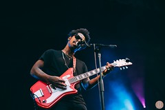 Curtis Harding at Malkin Bowl by Brandon Artis