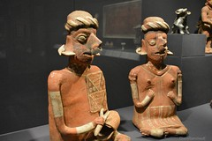 DSC_079Pareja sentada, Ixtlan del Rio Nayarit Mexico (dsancheze1966) Tags: couple pareja nayarit archeology precolumbian precolombian arqueologia princetonuniversity ixtlan arqueologiamexicana