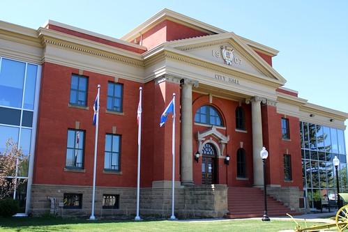 Old Wetaskiwin Courthouse (Wetaskiwin, Canada)