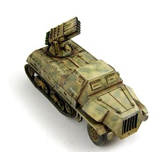 IMG_8162 (Troop of Shewe) Tags: 156 maultier 15cm warlordgames troopofshewe sdkfz41 panzerwerfer42