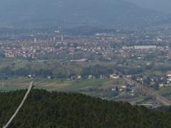 Lucca (Emanuele Lotti) Tags: italy mountain montagne trekking italia hiking lucca tuscany toscana osservatorio montagna pisani monti monumentale acquedotto astronomico escursionismo guamo escursioni nottolini