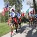 Flag escort