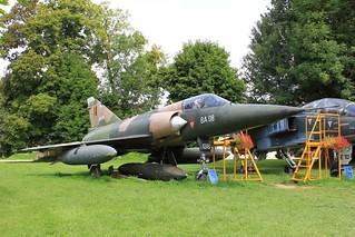 Dassault Mirage 5BA  n° 08 ~ BA-08