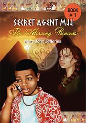 Secret Agent Mjj - Book 1 (doinaparas) Tags: people childrenillustration africanamericanchildren realisticchildrenillustration