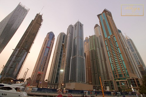"Dubai Marina • <a style=""font-size:0.8em;"" href=""http://www.flickr.com/photos/104879414@N07/19610462553/"" target=""_blank"">View on Flickr</a>"
