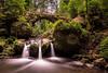 This must be a fairytale (Peter Gol) Tags: longexposure bridge water waterfalls lovely luxemburg mullerthal ndfilter neutraldensityfilter lëtzebuerg 1585 nd110 schiessentümpel canoneos60d efs1585