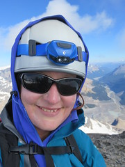 ACC Marmot Women's Climbing Camp.. day 5.. Mount Athabasca ascent day.. (iwona_kellie) Tags: camp snow acc women july glacier climbing mountaineering summit marmot jaspernationalpark ascent columbiaicefield canadianrockies 2015 mountathabasca alpineclubofcanada 3491meters 11453ft