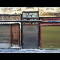 #46 (chris.selby) Tags: street door old city way town amazing place theatre capital scene malta historic eddie weeks derelict 46 52 valetta staface