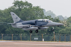 Aero L-159 Alca Czech Air Force (DrAnthony88) Tags: aircraft raffairford l159 6058 czechairforce nikond810 modernmilitary nikkor200400f4gvrii riat2015
