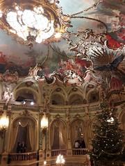 Christmas Time in Wiesbaden: La Boheme (Christopher DunstanBurgh) Tags: wiesbaden staatstheaterwiesbaden laboheme puccini