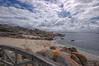 (001/17) Buenos días 2017 (Pablo Arias) Tags: pabloarias photoshop nxd cielo nubes españa paisaje costa océano agua mar atlántico playa arena sanvicentedomar ogrove pontevedra comunidadgallega