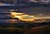Valley & Hills (Kevin_Jeffries) Tags: hills landscape sunset nikon nikkor d7100 sky cloud colorful nature kevinjeffries wow new clouds golden night dusk