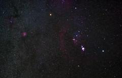 バーナードループ Barnard's Loop (PAG_AP) Tags: jilva170 nikon d810a afs nikkor 50mm f18g compositing by stellaimage7