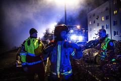 lmh-grefsenveien011 (oslobrannogredning) Tags: bygningsbrann brann røykdykker røykdykkere