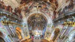 Cutout from pano Chiesa di San Martino (stega60) Tags: chiesadisanmartino chiesa church italia italy lagodilugano castello panorama pano stiched hdr