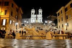 Piazza di Spagna - Rome (_Sunshine94_) Tags: roma rome colosseo viadelcorso piazzadispagna fori foriimperiali barcaccia altaredellapatria monumenti gustavoaceves shot photo photography italy italia