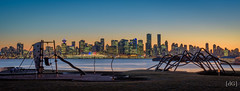 Twilight in Vancity (Daniel's Clicks) Tags: