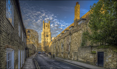 Ely Cathedral 13 (Darwinsgift) Tags: ely cathedral cambridgeshire isle hdr photomatix pce nikkor f35 24mm nikon d810