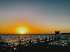 Never Gets Old (jeffm211) Tags: cancun pier sunset