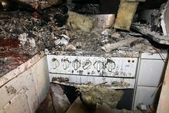 IMG_8608 (oslobrannogredning) Tags: kjøkkenbrann tørrkok tørrkoking komfyrbrann komfyr kjøkken utbrent brann bygningsbrann