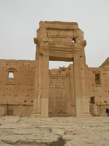 Vue de Palmyre